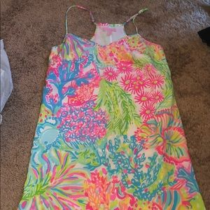 Lily Pulitzer pattering dress